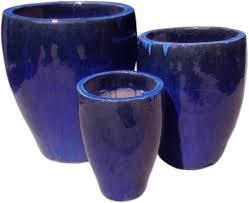 buy outdoor glaze pottery garden pots u0026 planter from nam chan