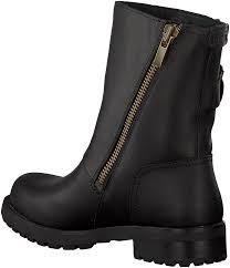 ugg sale zwart black ugg biker boots niels omoda com