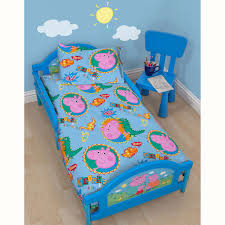 Peppa Pig Toddler Bed Set Character Toddler Junior Beds Peppa Pig Paw Patrol Bunch