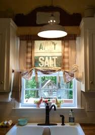 Feed Sack Curtains Curtains Made From Vintage Feed Sack S That I M Sewing For A