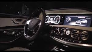mercedes s 2014 mercedes 2014 s class interior hd trailer