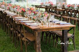 wedding table rentals farm table rentals something vintage rentals friends weddings