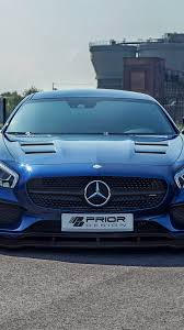 widebody cars wallpaper hd background mercedes amg gt blue front view sports car wallpaper