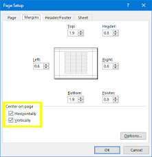 excel printing tips 7 steps for perfect printing