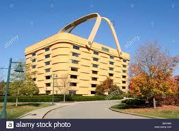 longaberger s home office zanesville ohio u s seven story building