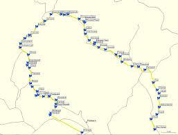 Nepal Map World by Greattreks Com Annapurna Circuit Trek Map Nepal Himilayas
