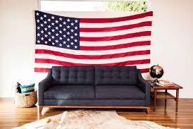 Sofa Manufacturers Usa Custom Sofas Made In The U S A Perch Furniture