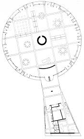 kenzo tange children u0027s library floor plan hiroshima japan