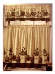 theme kitchen coffee themed kitchen curtains dearmotorist
