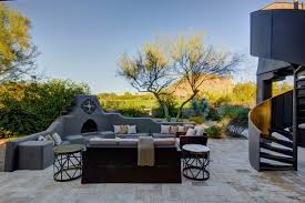 Desert Patio Cozy Southwestern Patio Designs For Outdoor Comfort