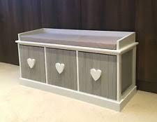 Storage Bench Seat Wooden Storage Bench Ebay