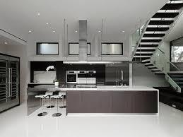 sleek kitchen design meridian interior design and kitchen design in kuala modern