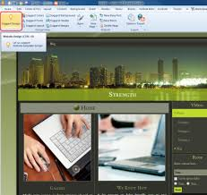 templates blogger personalizados template created with artisteer