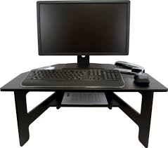 victor dc100 high rise stand up desk converter victor