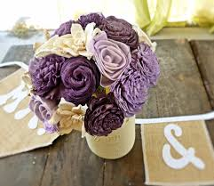 purple wedding centerpieces rustic purple floral wedding centerpieces ipunya