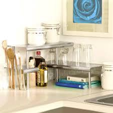 kitchen countertop storage ideas bathroom counter organizer photogiraffe me
