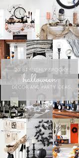 Elegant Halloween Home Decor 25 Elegant Halloween Decor Ideas 29 Spooktacular Centerpieces