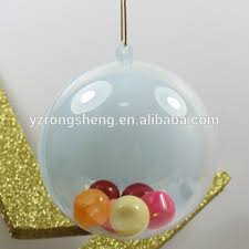 100 wholesale clear glass ornaments decorate clear