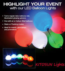 multiple color led floating ball light waterproof can be used for