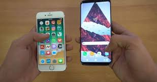 mobile speed test android 11 beta vs android 7 0 iphone 7 faces galaxy s8 in new speed test