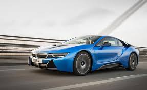 bmw hydrid bmw i8 in hybrid is 2015 uk car of the year