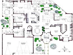 house floor plans blueprints modern home floorplans floor plan of modern single floor home