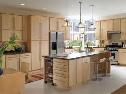 Modern Kitchen With Unfinished Pine Cabinets Durable Pine | modern kitchen with unfinished pine cabinets durable pine