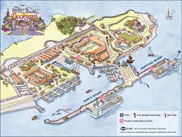 Navy Pier Map Planning Your Visit Welcome To The Royal Naval Dockyard