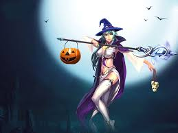 trololo blogg halloween moving wallpaper