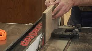 can you use a table saw as a jointer how to use a table saw table saw tips and techniques projects