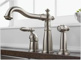 delta chrome kitchen faucets antique delta kitchen faucet deck mount single handle
