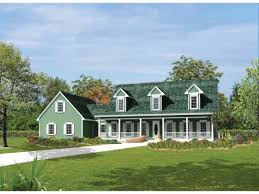 home plans with front porch cape house plans with front porch and dormers cod high