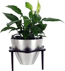 unique indoor planters unique black modern hanging planter www best planters ideas on