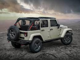 unique jeep colors the full capabilities of the new 2017 jeep wrangler rubicon recon