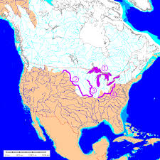 States Of Mexico Map by The Pleistocene Floral And Faunal Invasion Of Southeastern North