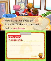 Happy Home Designer Villager Furniture Animal Crossing Happy Home Designer Sends A Lightweight Love Note