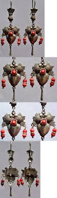 folklorico earrings earrings 98490 articulated skeleton earrings sterling day of the