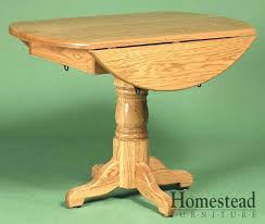 Drop Leaf Dining Table Plans Drop Leaf Dining Table Pedestal Drop Leaf Table Great
