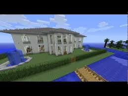 Best 20 Minecraft Small Modern by Modern House Download Minecraft Project