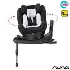 nouveau siege auto silla de auto i size rebl de nuna en color caviar asiento con 360