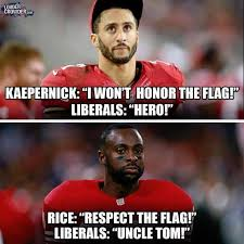Meme Nfl - brutal meme reveals what liberals really think about nfl and racism