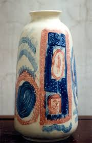 Clay Vase Painting Barbara Hepworth Sculpture Archives Ceramics And Pottery Arts