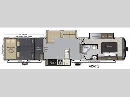 Raptor Rv Floor Plans New 2017 Keystone Rv Raptor 424ts Toy Hauler Fifth Wheel At Horns