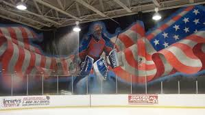 Hockey Wall Mural World Rinks Elite Hockey Shooters