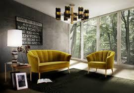 maya 2 seater mid century modern furniture by brabbu