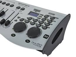 dmx light board controller stage right 16 channel dmx 512 controller monoprice com