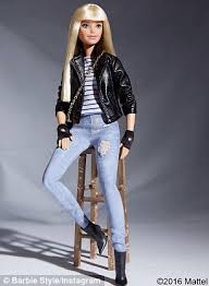 gigi hadid immortalized barbie doll daily mail