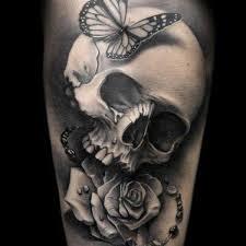 special shoulder tattoo 4 rose shoulder tattoo on tattoochief com