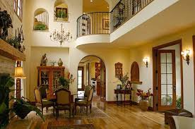 spanish style interior paint colors home design
