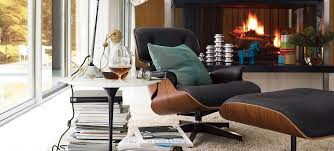 Table Arm Chair Design Ideas Prepossessing Eames Lounge Chair Design Inspiration Presenting